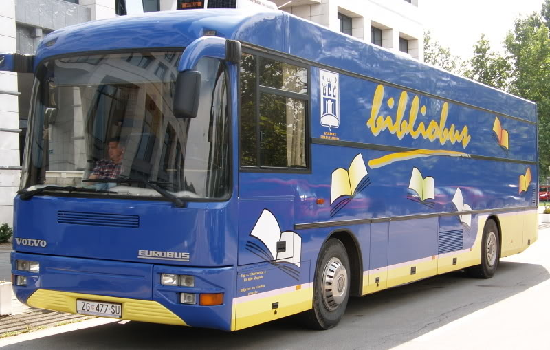 Photo of Bibliobus je promijenio raspored dolaska u Luku