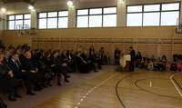 Photo of Otvorena školska dvorana