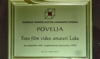 Photo of FFVAL dobio povelju
