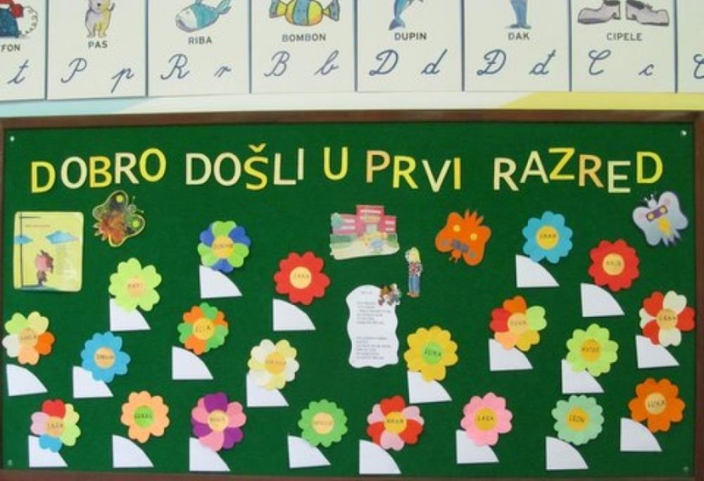 Photo of Obavijest o upisu djece u prvi razred