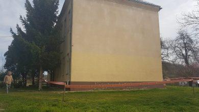 Photo of U potresu oštećena zgrada Osnovne škole Luka