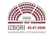 Photo of OBAVIJEST BIRAČIMA – Izbori  za zastupnike u Hrvatskom saboru